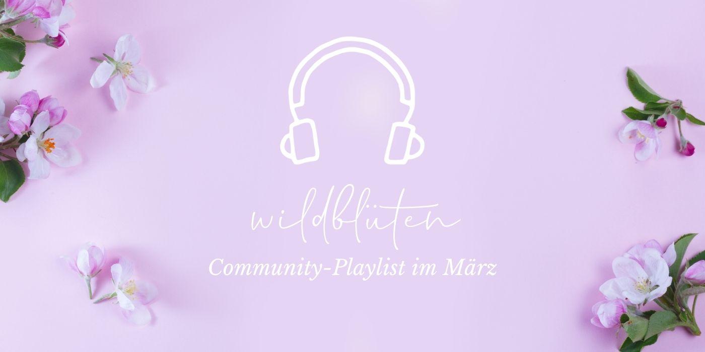 Songlist fuer Wildblueten