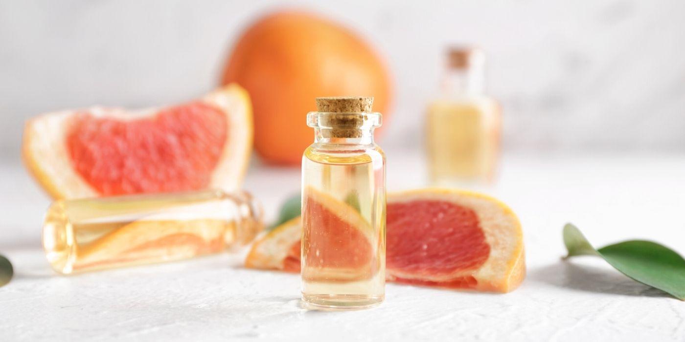 Öl des Monats Grapefruit
