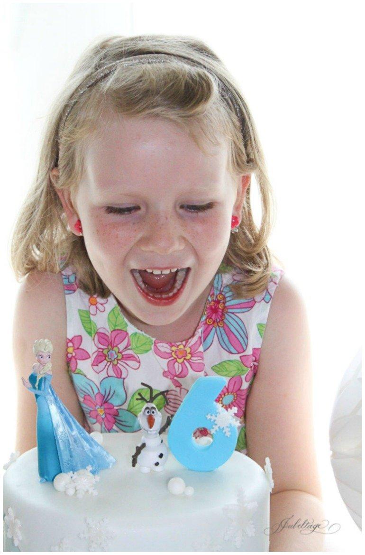 Frozen Party zum Kindergeburtstag: Sweet Table und Schatzsuche
