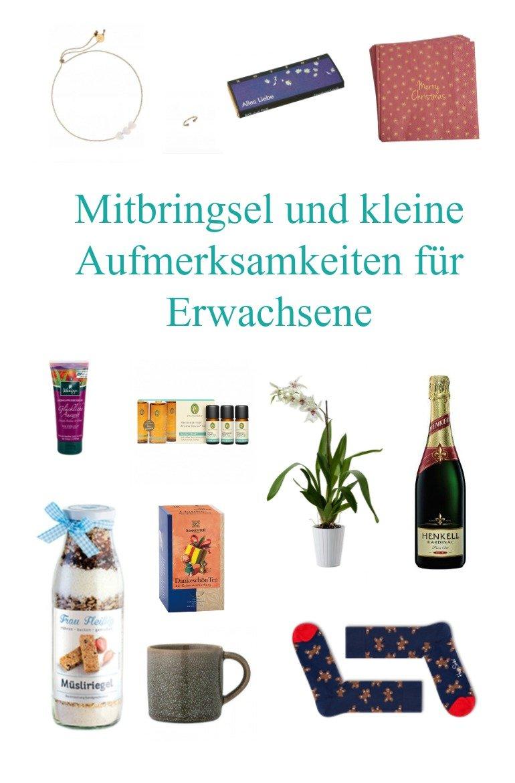 Geschenke unter 10 Euro für Erwachsene