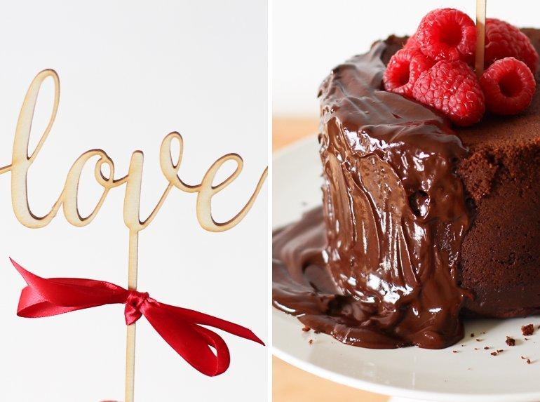 schokoladiges rezept f r einen love cake zum valentinstag. Black Bedroom Furniture Sets. Home Design Ideas