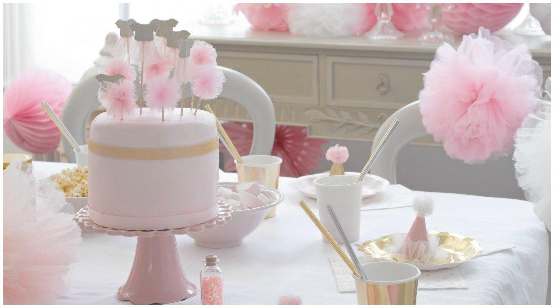 Ein Geburtstag Fur Prinzessinnen In Rosa