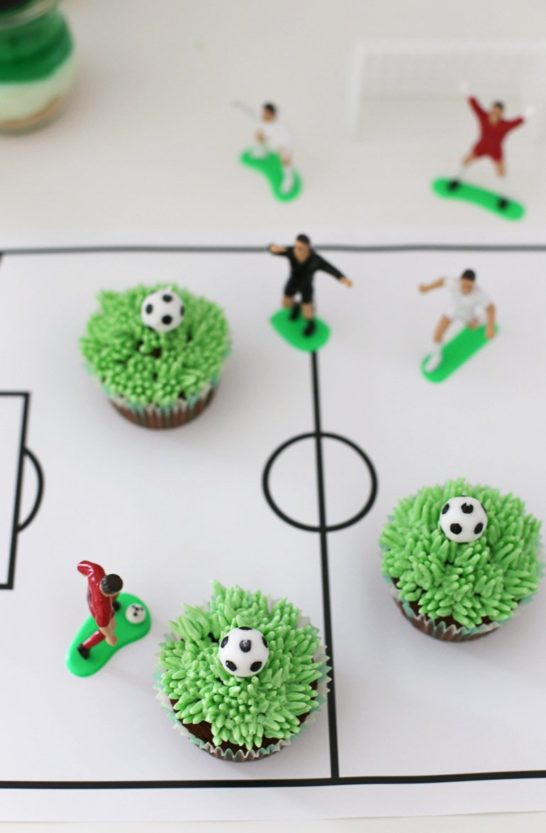 Fußball WM Geburtstag
