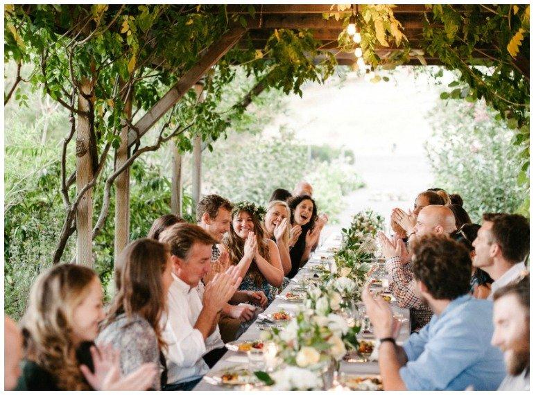 Sommerliche Gartenparty im Weingarten mit toller Dekoration, inspirierenden Ideen, Essen und DIY