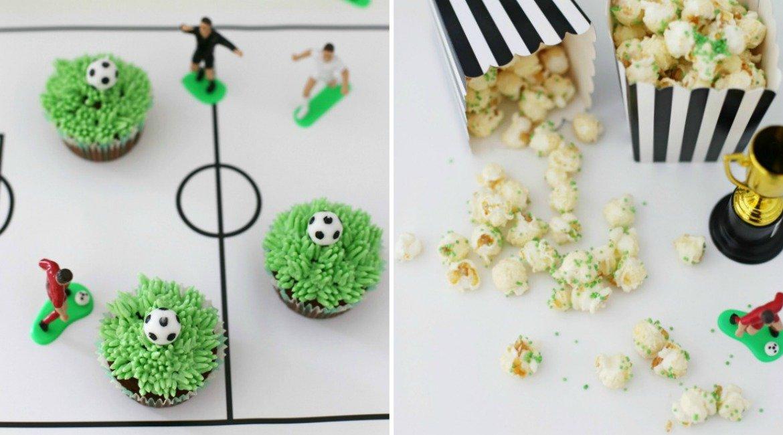 Party-Ideen zum Thema Fußball