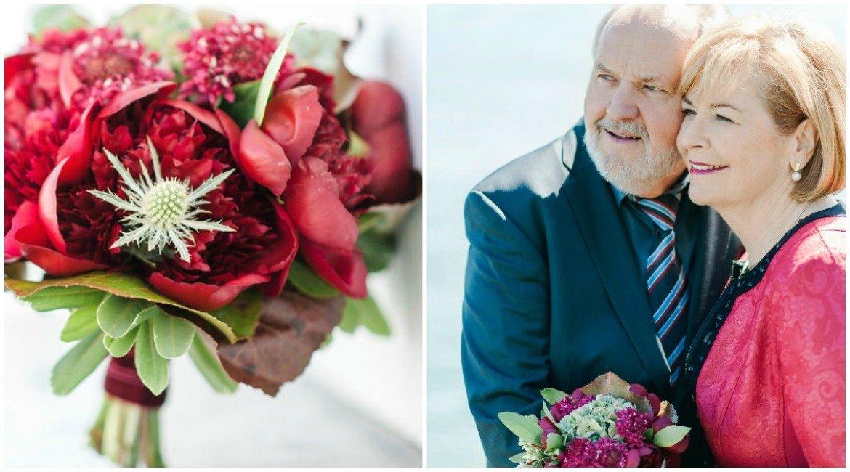 Rubinhochzeit: Inspirationen für den 40. Hochzeitstag