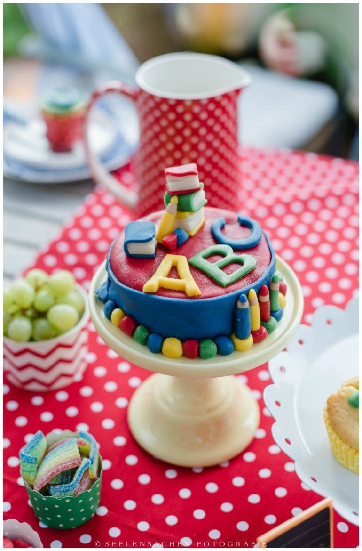 Schnöne Ideen für eine Feier zum Schulanfang - Überraschung für das Schulkind am ersten Schultag mit tollen Rezepten und DIY-Ideen
