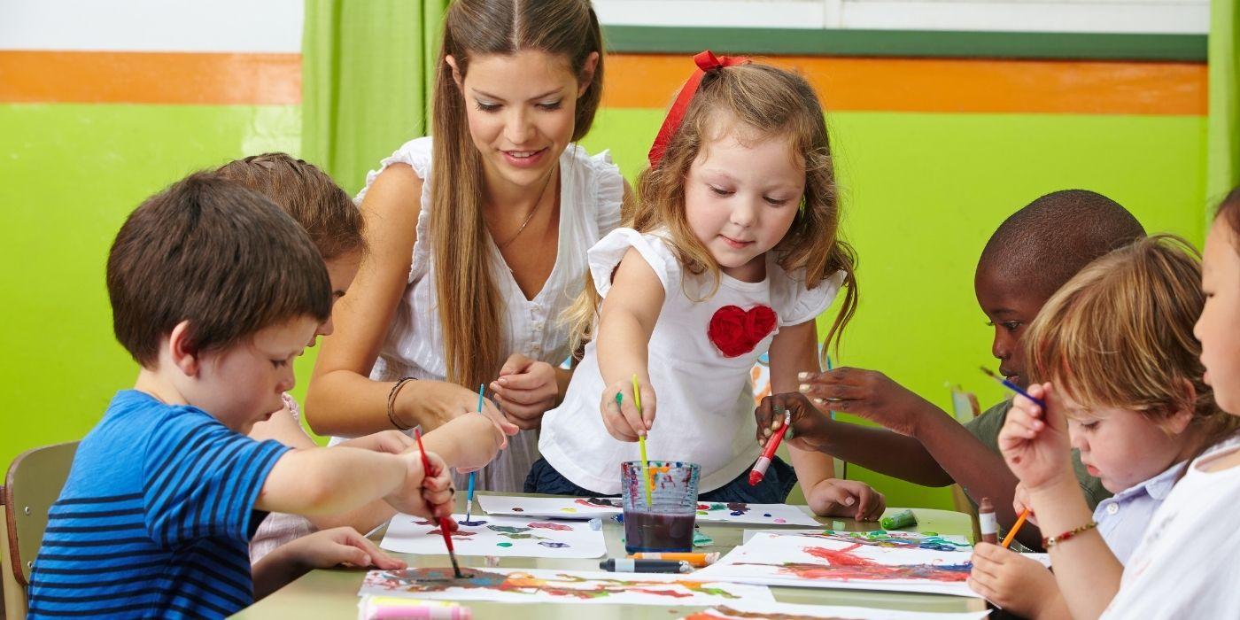 Lustige Aktivitaeten für Kinder