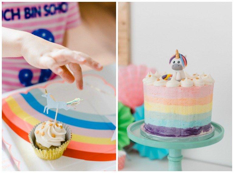 Viele Ideen für eine Einhornparty | Little Pony Party zum Geburtstag