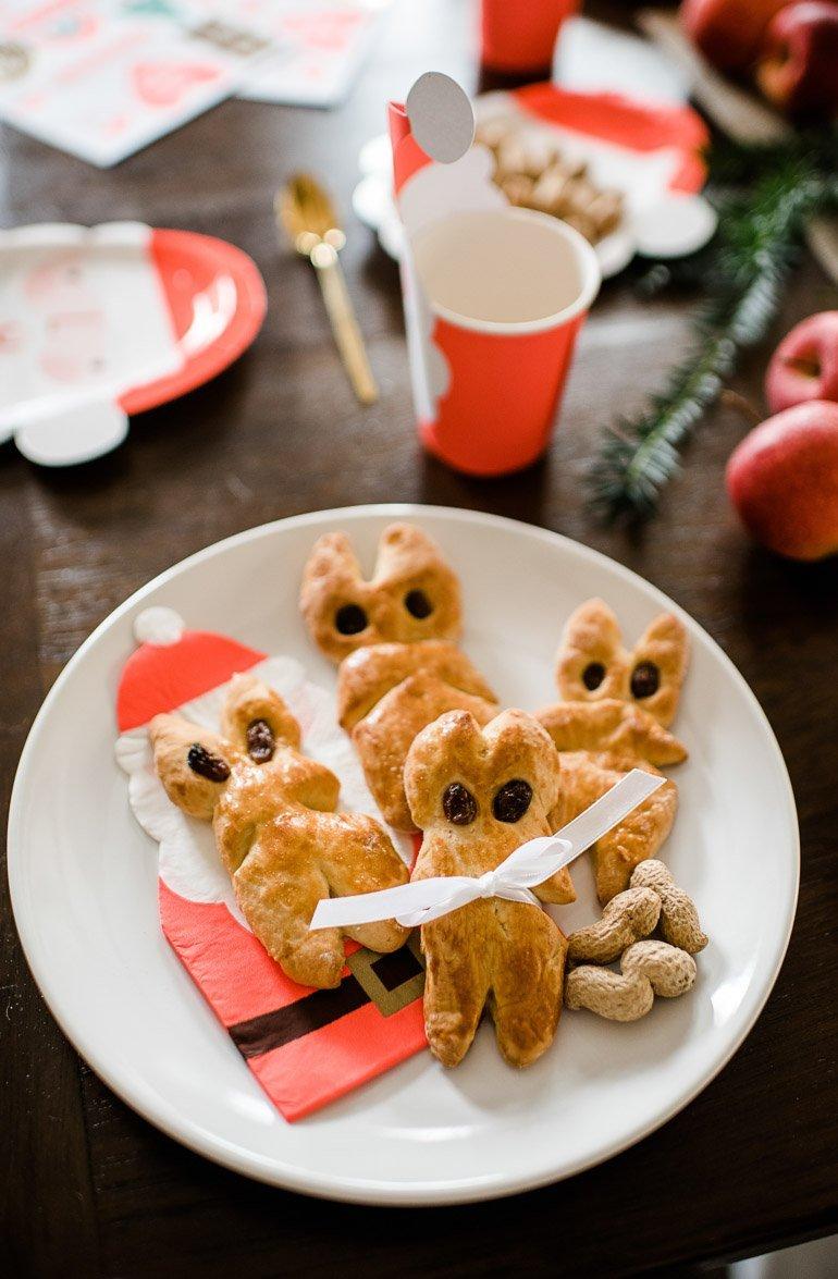 Rezept: Einen Krampus als Geschenk zum Nikolaus selbst backen
