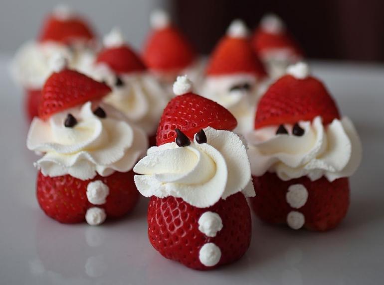Ideen für gesunden Weihnachtsbrunch