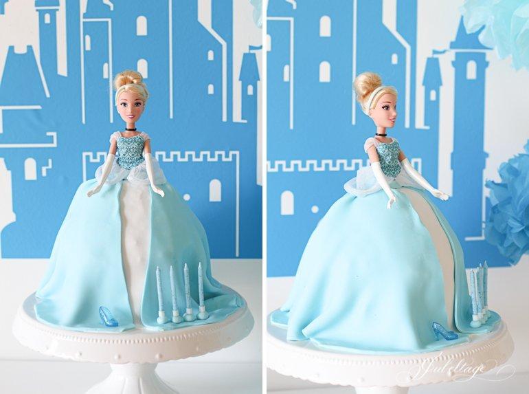 Einfache Anleitung Fur Eine Schnelle Torte Mit Barbie Puppe Zum