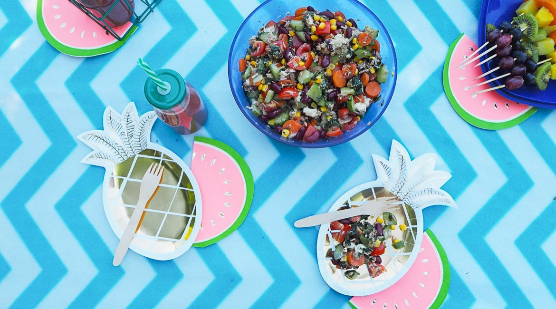 Vegan Rezepte & Ideen fürs Picknick