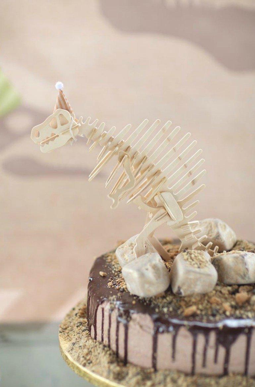 Dinosaurier geburtstagsparty mit s er deko und diy ideen for Geburtstagsparty deko