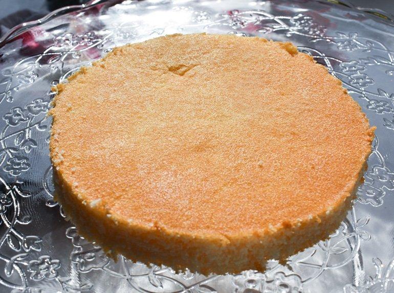 Rezept für Erdbeer Quark Topfen Torte