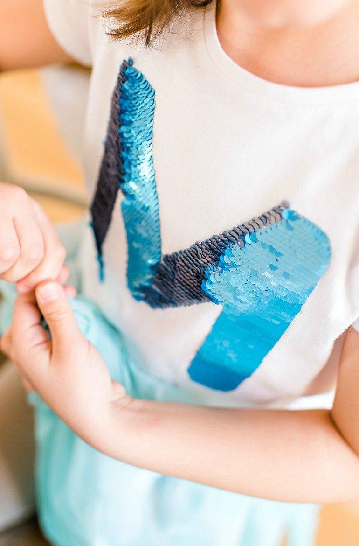 Schöne Ideen zur Dekoration und Rezepte für einen Meerjungfrau Kindergeburtstag