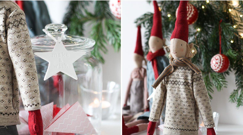 Wichteln statt Geschenkeflut zu Weihnachten