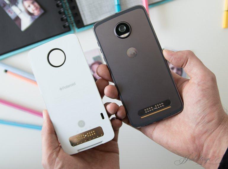 Sofortbild Motorola Insta Share Printer