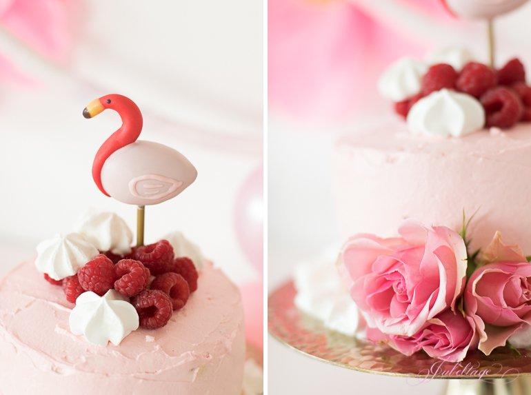 Sommerliche Flamingoparty mit tropischer Deko, leckeren Rezepten und DIY Ideen