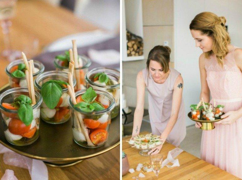 Snacks und Finger Food Rezepte für eine gelungene Party, Feier oder Fest