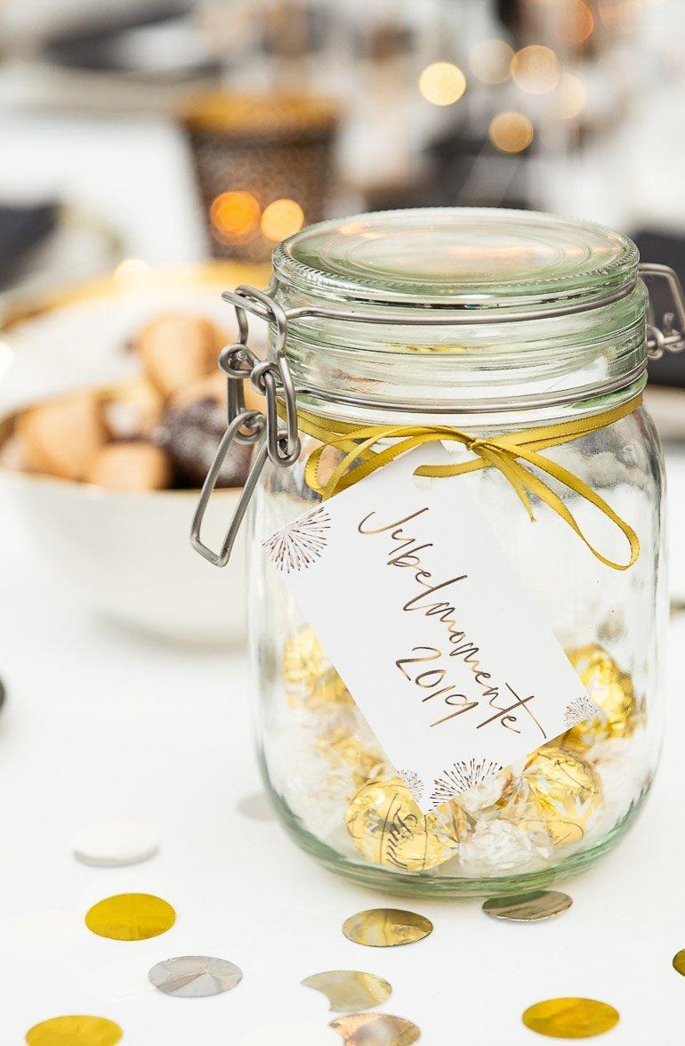 Glasmomente 2019: Jubelmomente sammeln Geschenksidee
