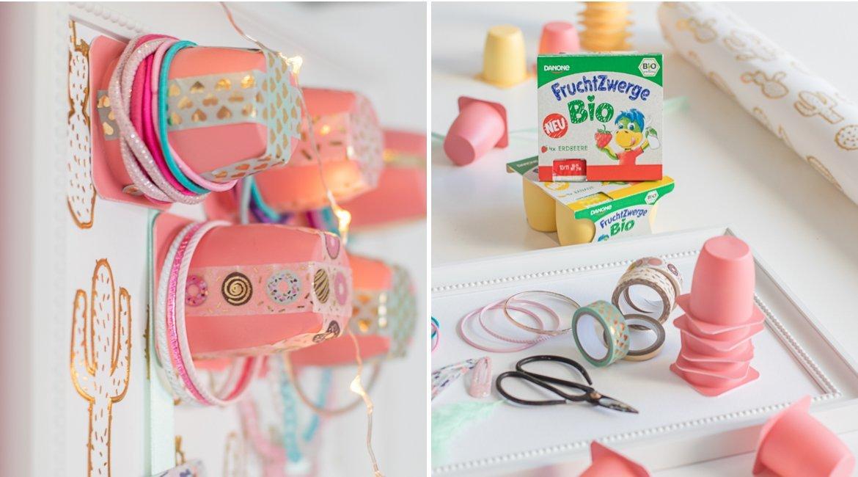 Fruchtzwerge Bio DIY Haarspangen