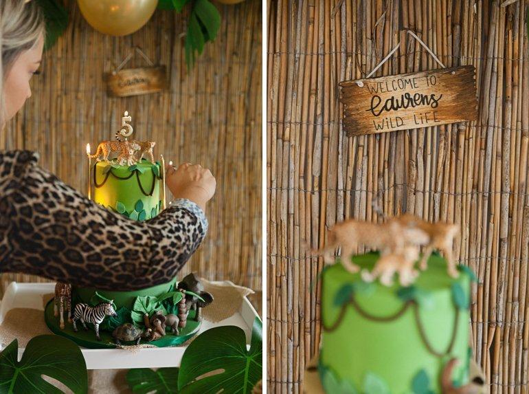 Super DIY Ideen für eine Dschungel-Party