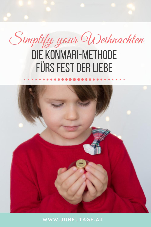 Die Konmari Methode für Weihnachten