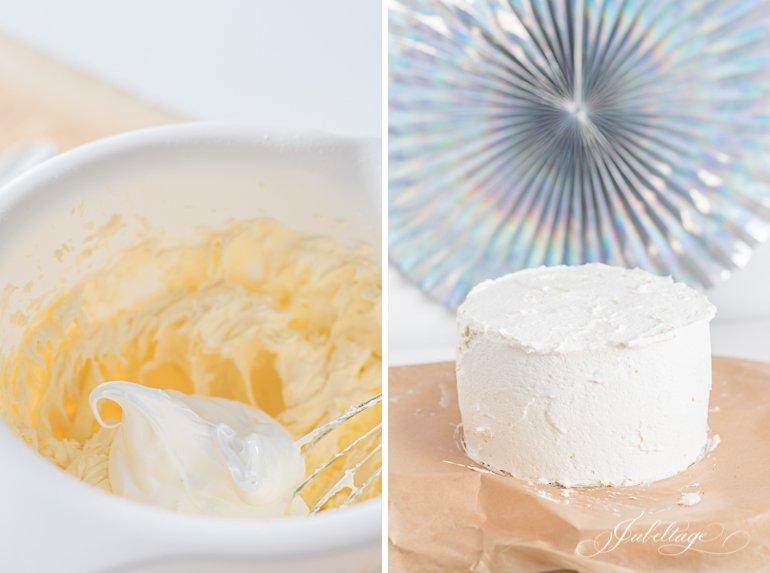 Rezept & Anleitung für eine Schwan Torte