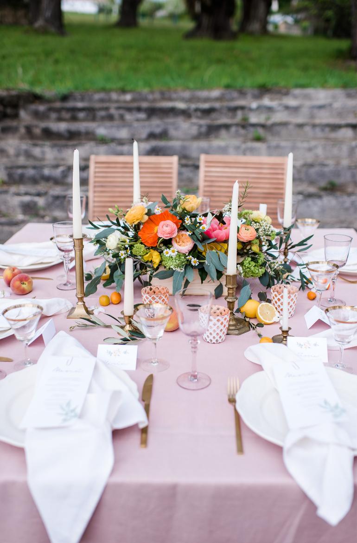Dinnerparty oder Sommerfest: Das Leben feiern La Dolce Vita
