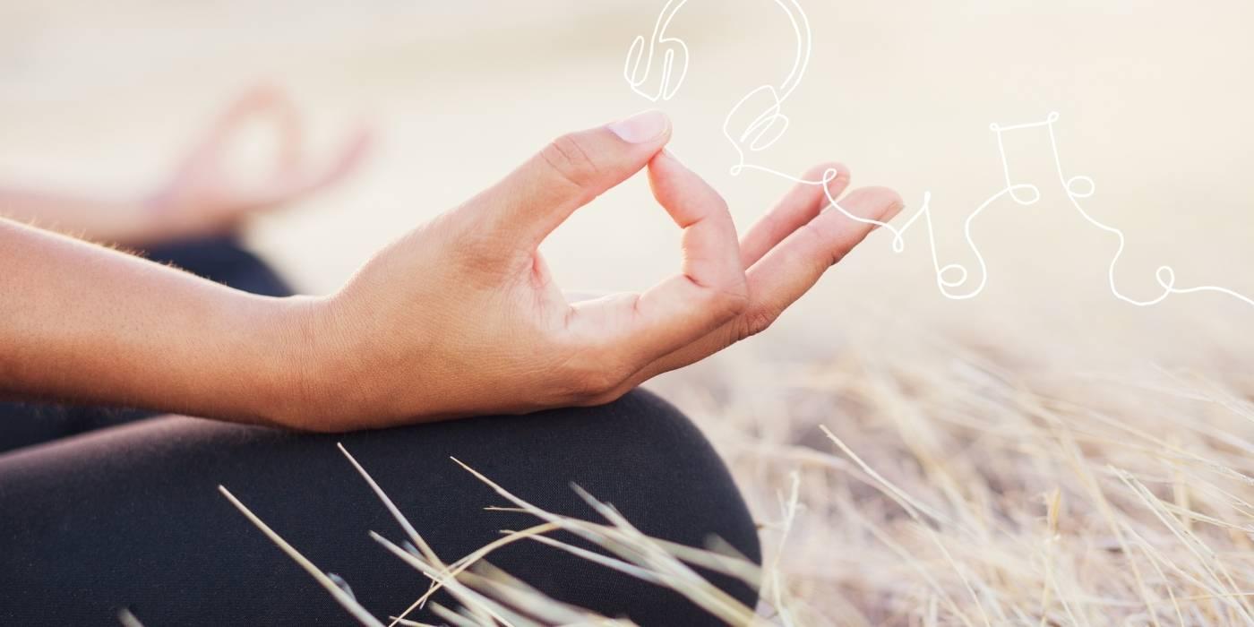 Meditieren & Entspannen Mythos über Medidation