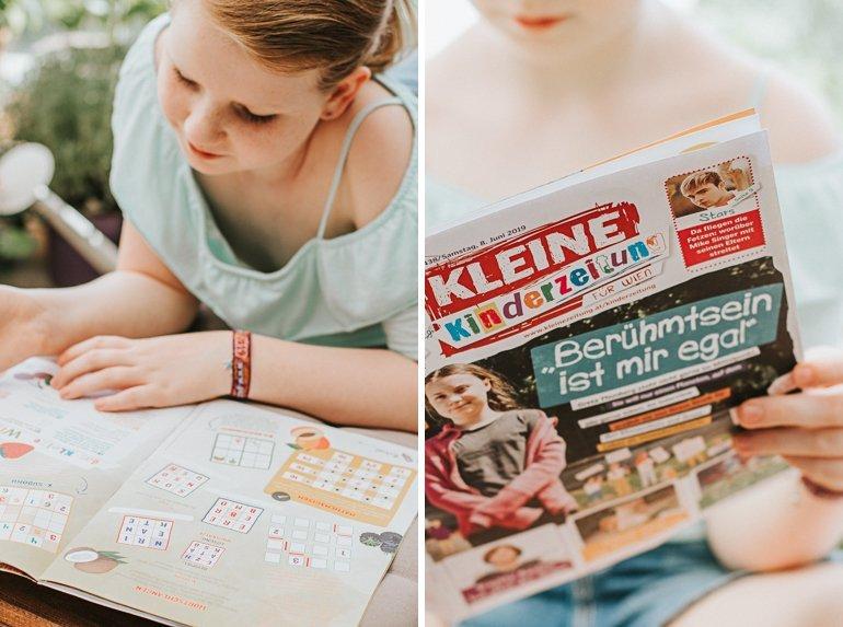 Kleine Kinderzeitung Jubeltage