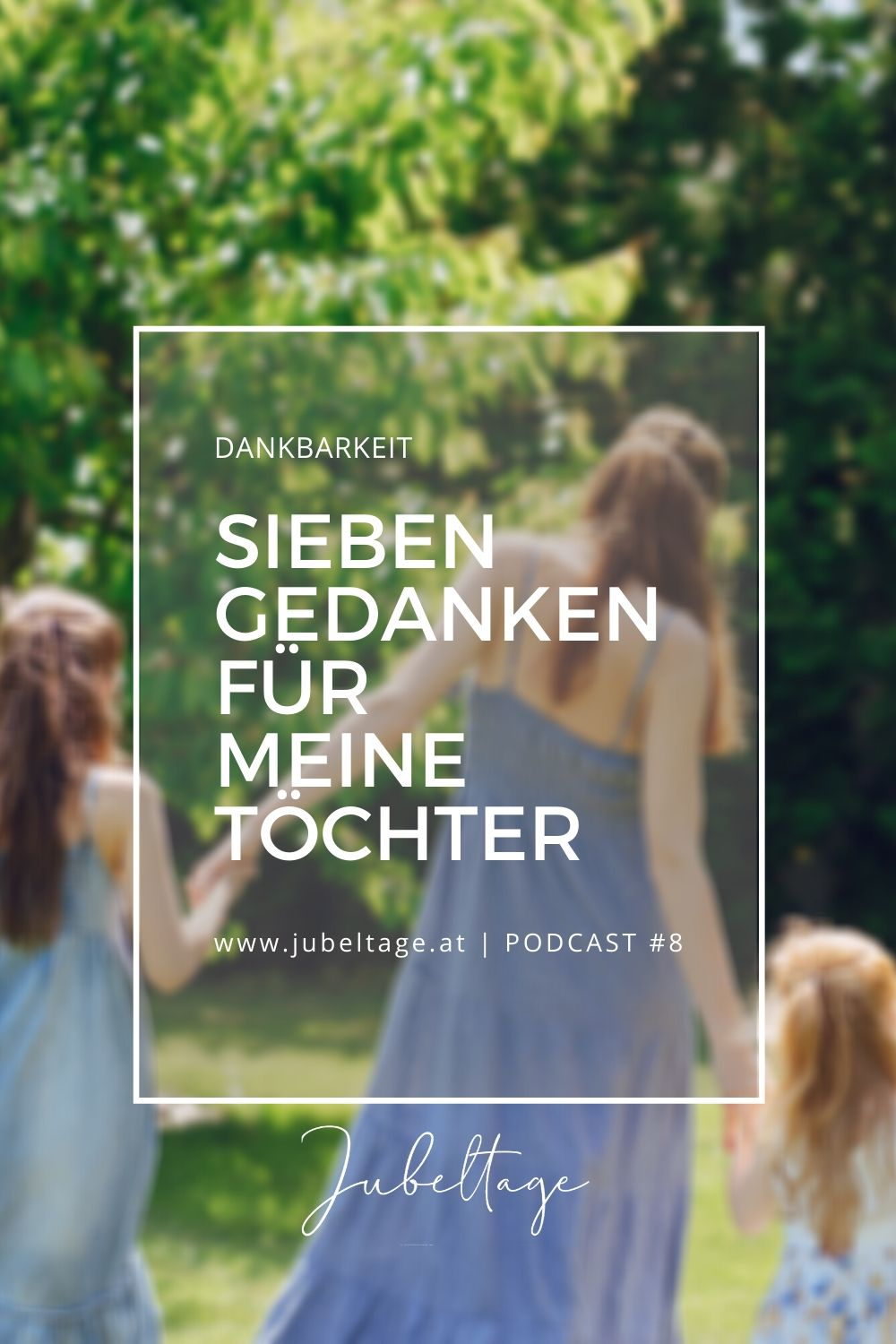 Jubeltage Podcast Achtsamkeit
