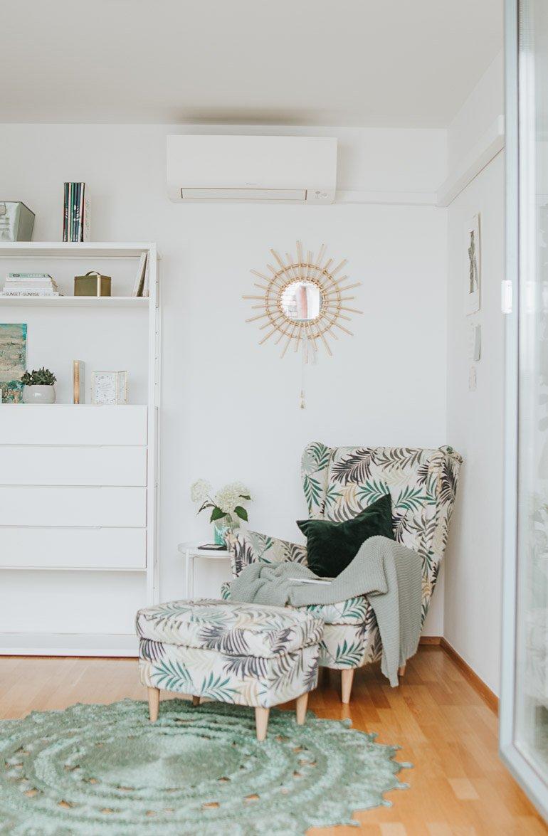 Home Office makeover mit viele Ideen & Klimaanlage von Daikin