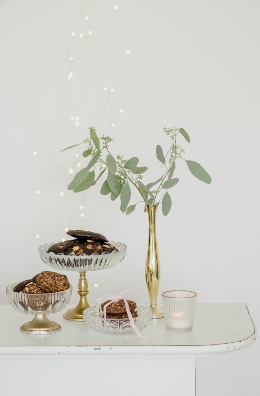 Hot Chocolate & Cookies - Heiße Schokolade und Kekse als Sweet Table DIY Idee