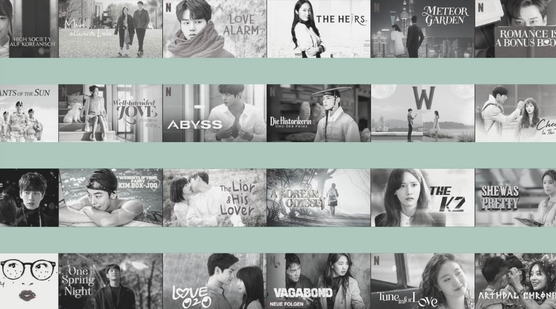Die besten koreanischen Dramas auf Netflix