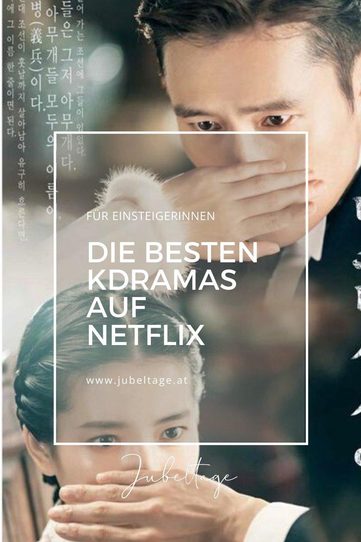 Die besten K-Dramas auf Netflix