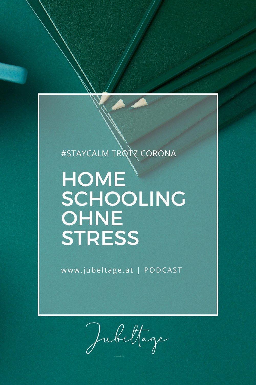 Jubeltage Podcast: Achtsames Homeschooling