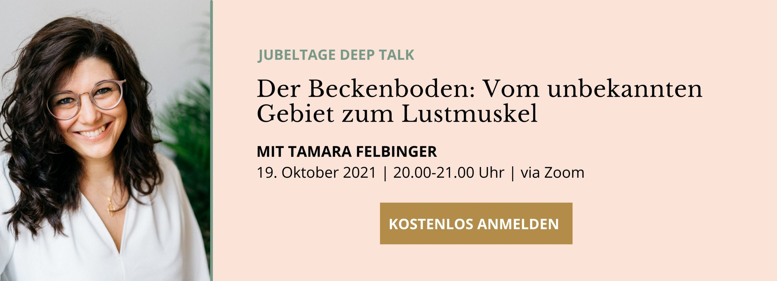 Jubeltage Deep Talk