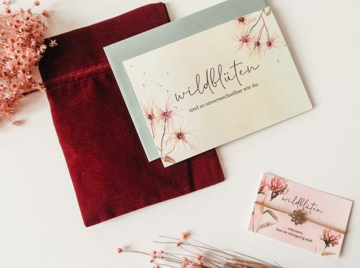 Wildblüten Geschenksabo